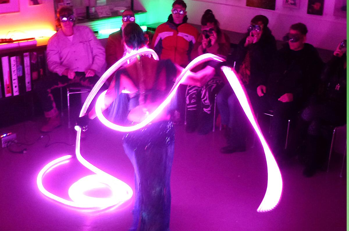 Licht- und Tanztheater, 2013